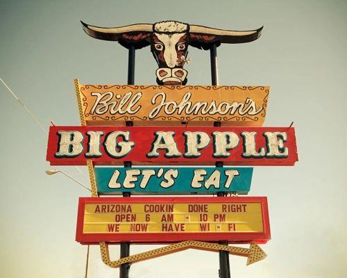 bill johnsons sign